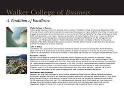 WCOB brochure