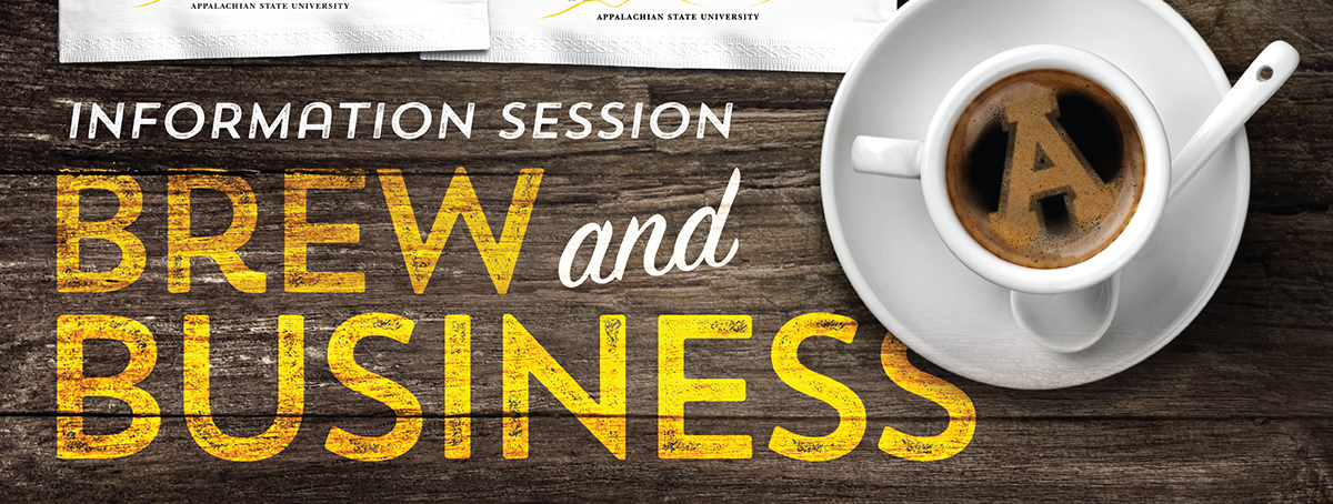 Brew & Business Info Session
