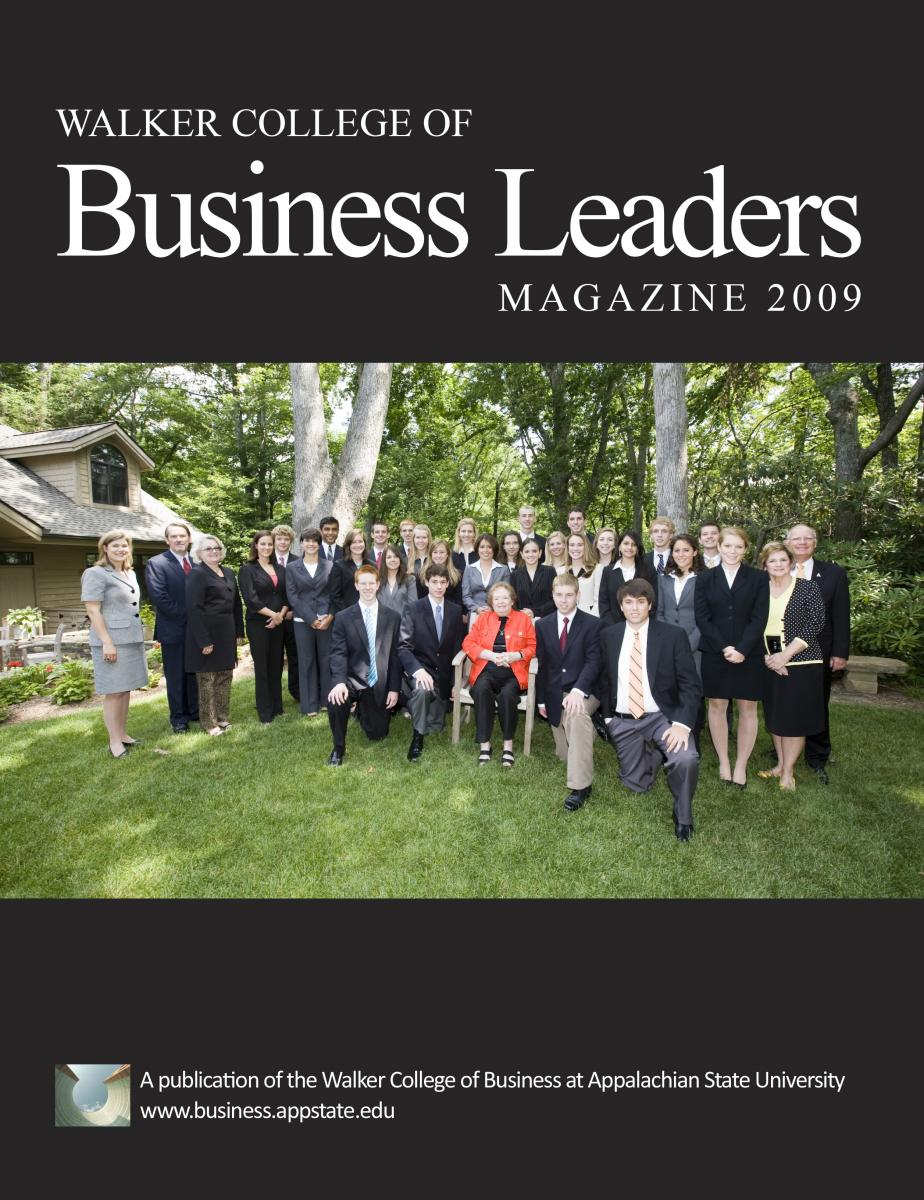 2009 Business Leaders