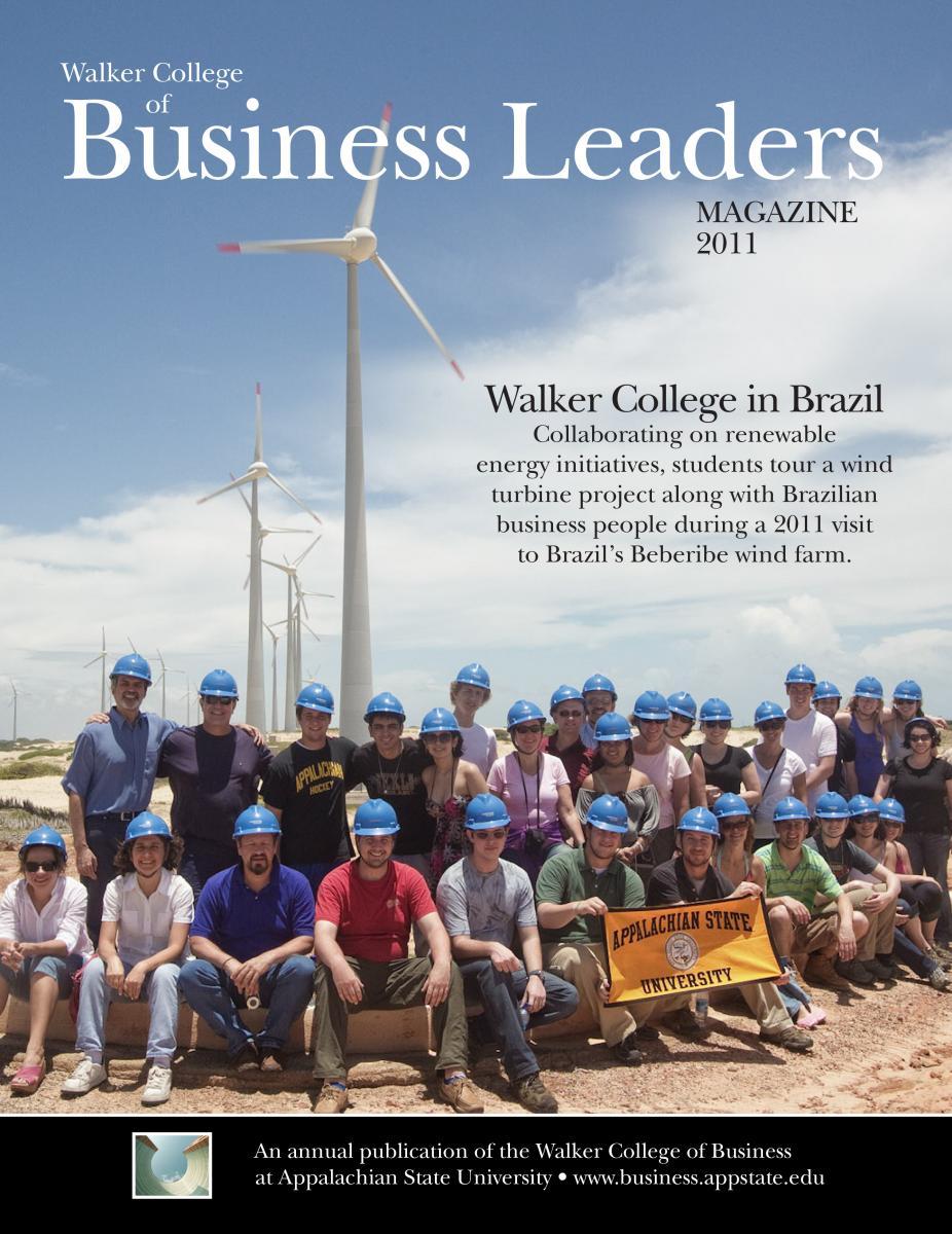 2011 Business Leaders