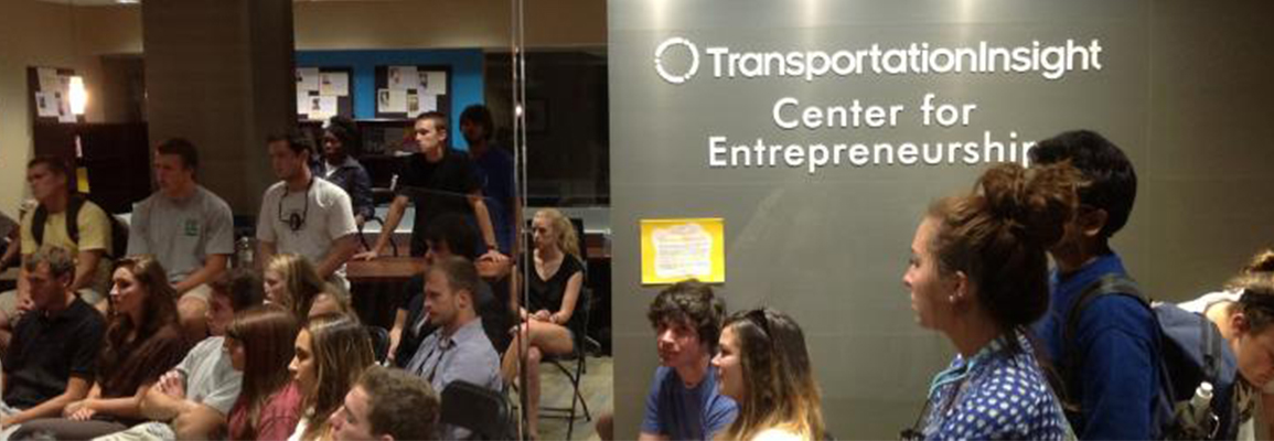 Transportation Insight Center for Entrepreneurship