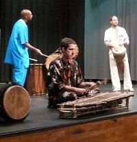 Eya! Afrolachian Drumming