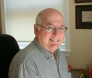 Al Harris, Appalachian State University, Fulbright scholar