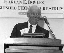Harlan E. Boyles