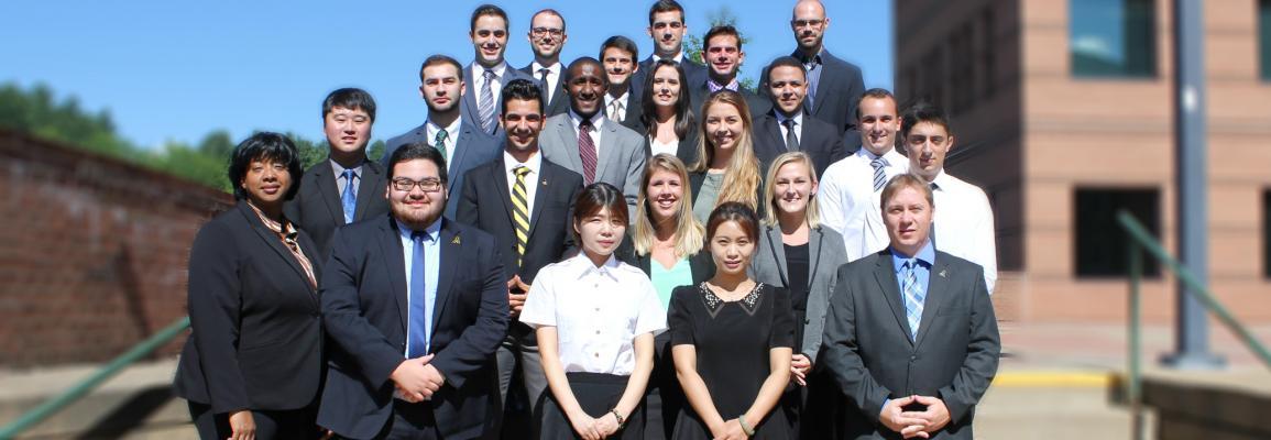 MBA Fall 2016 cohort