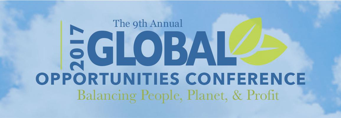Global Opportunities Conference