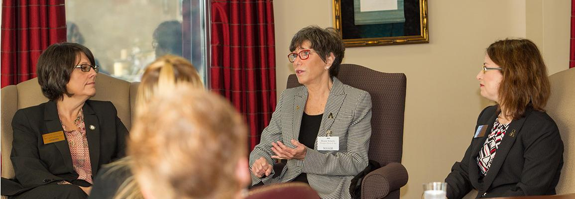 Photo from CEO Boyles Lecture Series