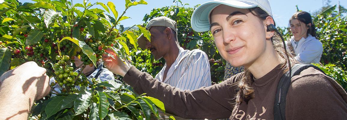 Appalachian State University International Program to Costa Rica
