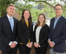Appalachian Team Advances to 2019 Spencer-RIMS Risk Management Challenge Presentation Round
