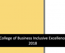 Walker College releases 2018 diversity report