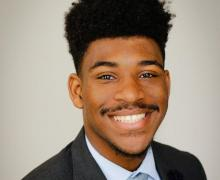 International business major earns Benjamin A. Gilman International Scholarship to study abroad