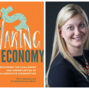 "Pia A. Albinsson, associate professor of marketing at Appalachian, is co-author of ""The Rise of the Sharing Economy: Exploring the Challenges and Opportunities of Collaborative Consumption."