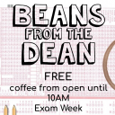 Walker College of Business Beans to offer Beans from the Dean beginning May 3