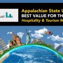 College Factual names Appalachian's hospitality and tourism management program a 2019 'Best for the Money'