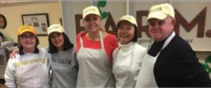 Walker College of Business Graduate Programs 'Buy Boone Lunch' AT F.A.R.M. Cafe Sept. 11