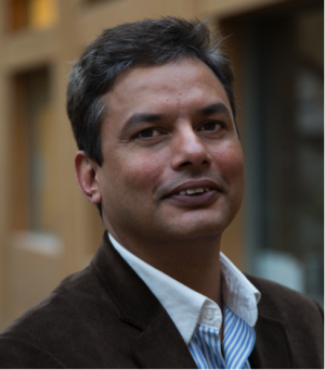 Appalachian State University Associate Professor of Management Rajat Panwar
