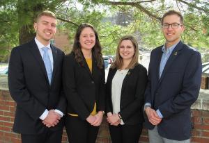 Appalachian Team Advances to 2019 Spencer-RIMS Risk Management Challenge Presentation Round