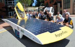ASU team to race solar car in world competition