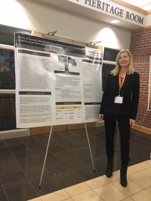 Student Research Appalachian State University - Alaina Doyle