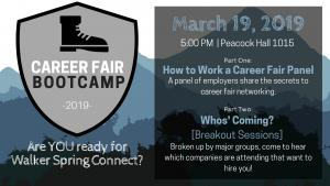 Bootcamp gets App State business students career fair-ready
