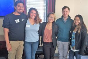 Study Abroad Panelists