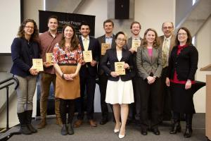 International business awards luncheon recognizes students and faculty for their work to develop a global-mindset