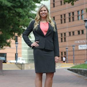 Kim Kirby, Appalachian State University