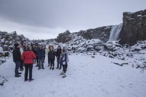 2017 Spring Break study abroad excursion to Iceland