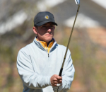 Senior Caleb Keck has spent the last four years balancing school and golf, and the journey is almost over