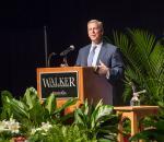David Carroll at Appalachian State University