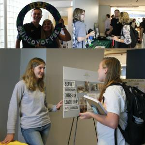 Walker College hosts semi-annual business club expo