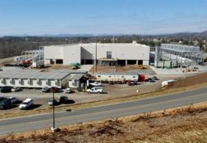 Google Data Center in Lenoir, NC