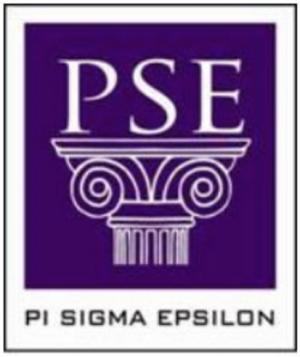 Appalachian State University Pi Sigma Epsilon
