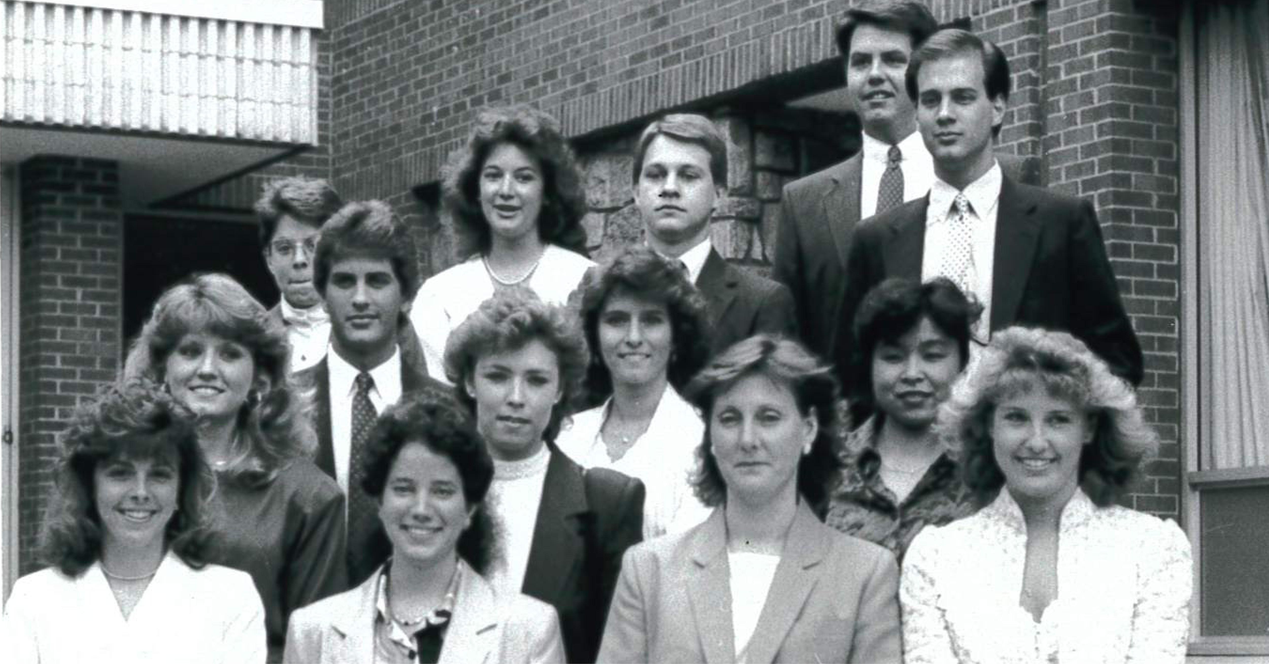 1987 Awards Day