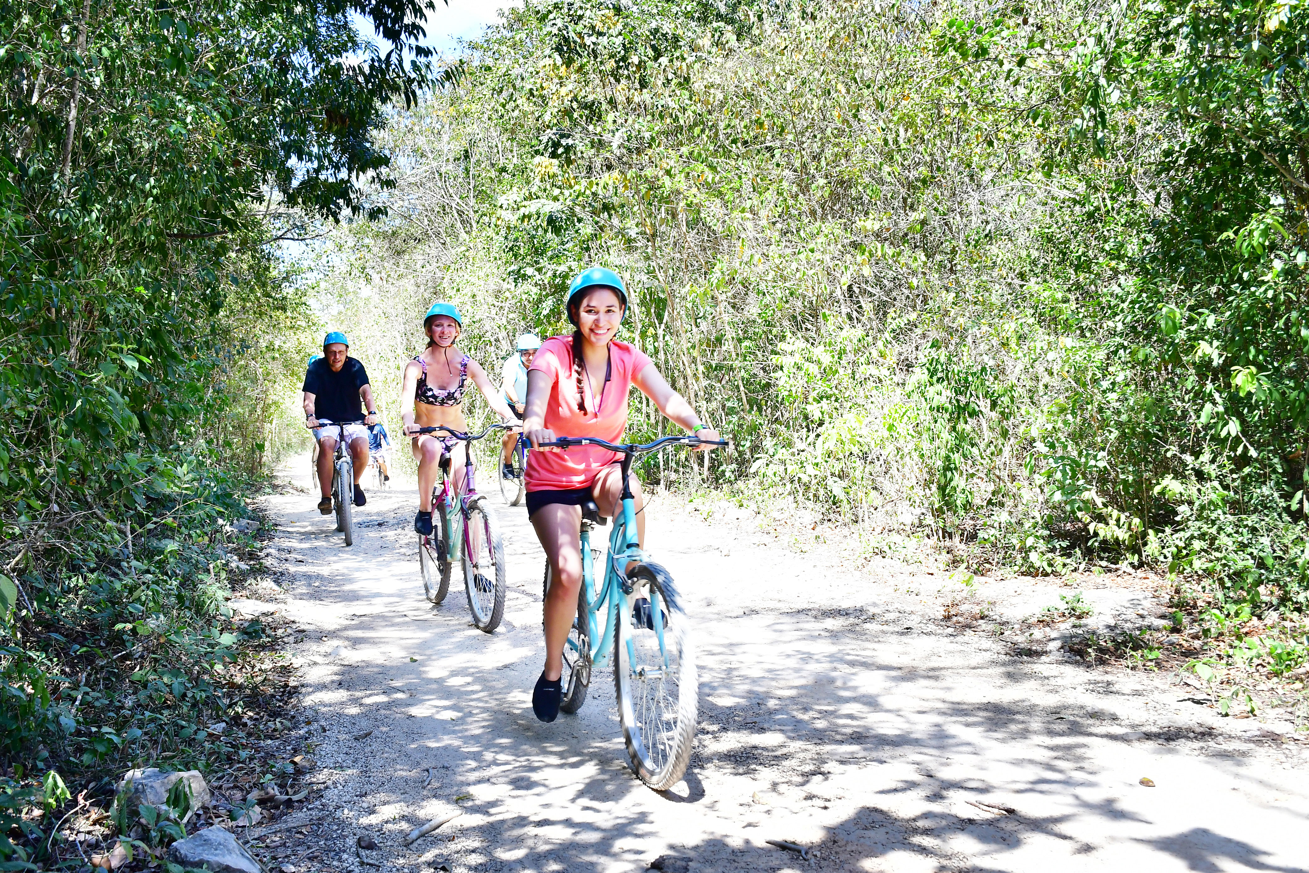 Mexico 2020 - Biking