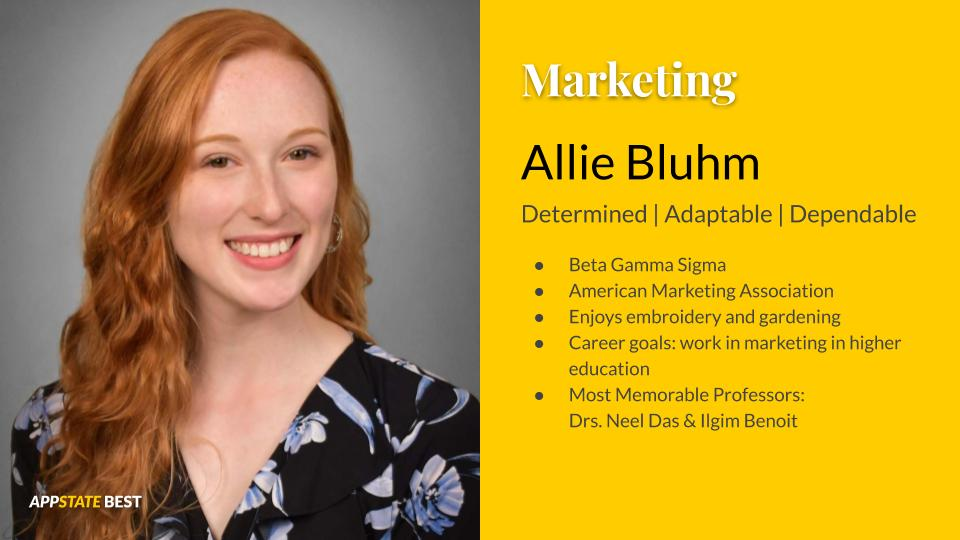 Allie Bluhm
