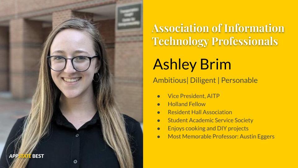 Ashley Brim