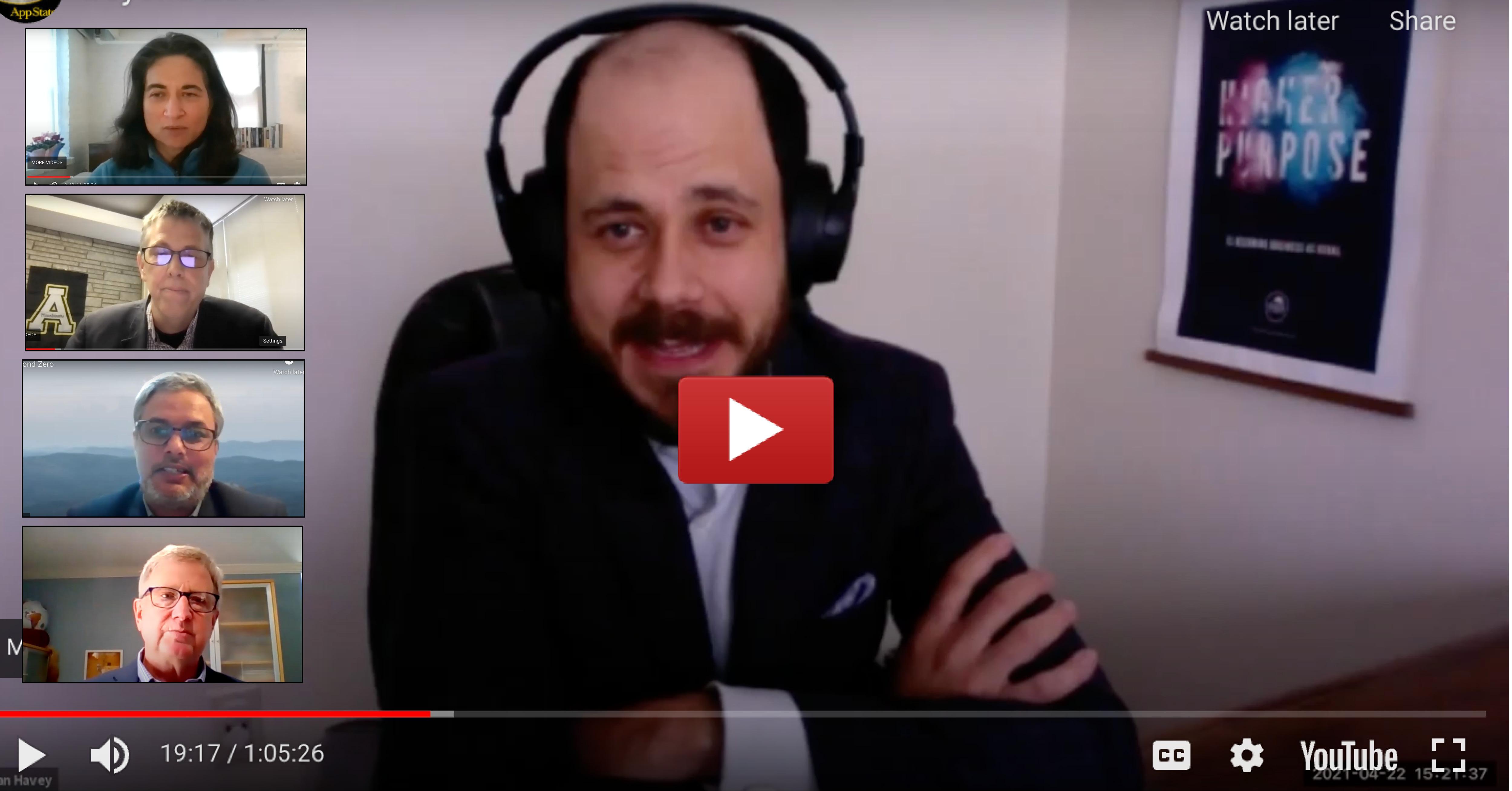 Panelist Video