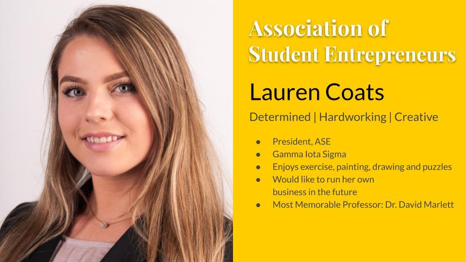 Lauren Coats
