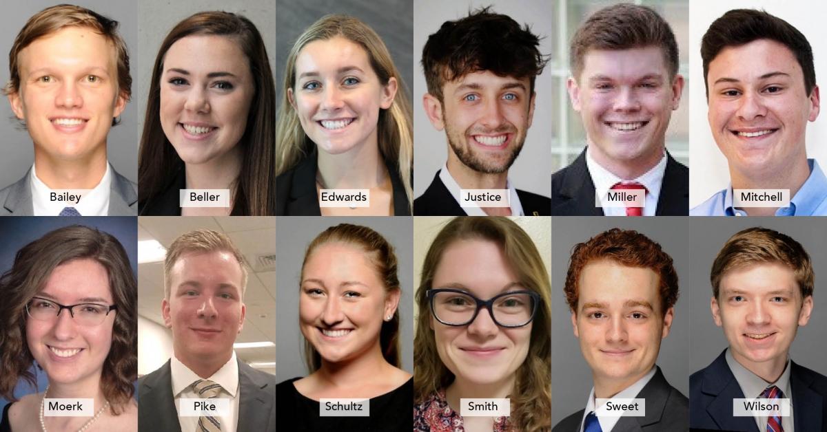 College Honors Program Participants