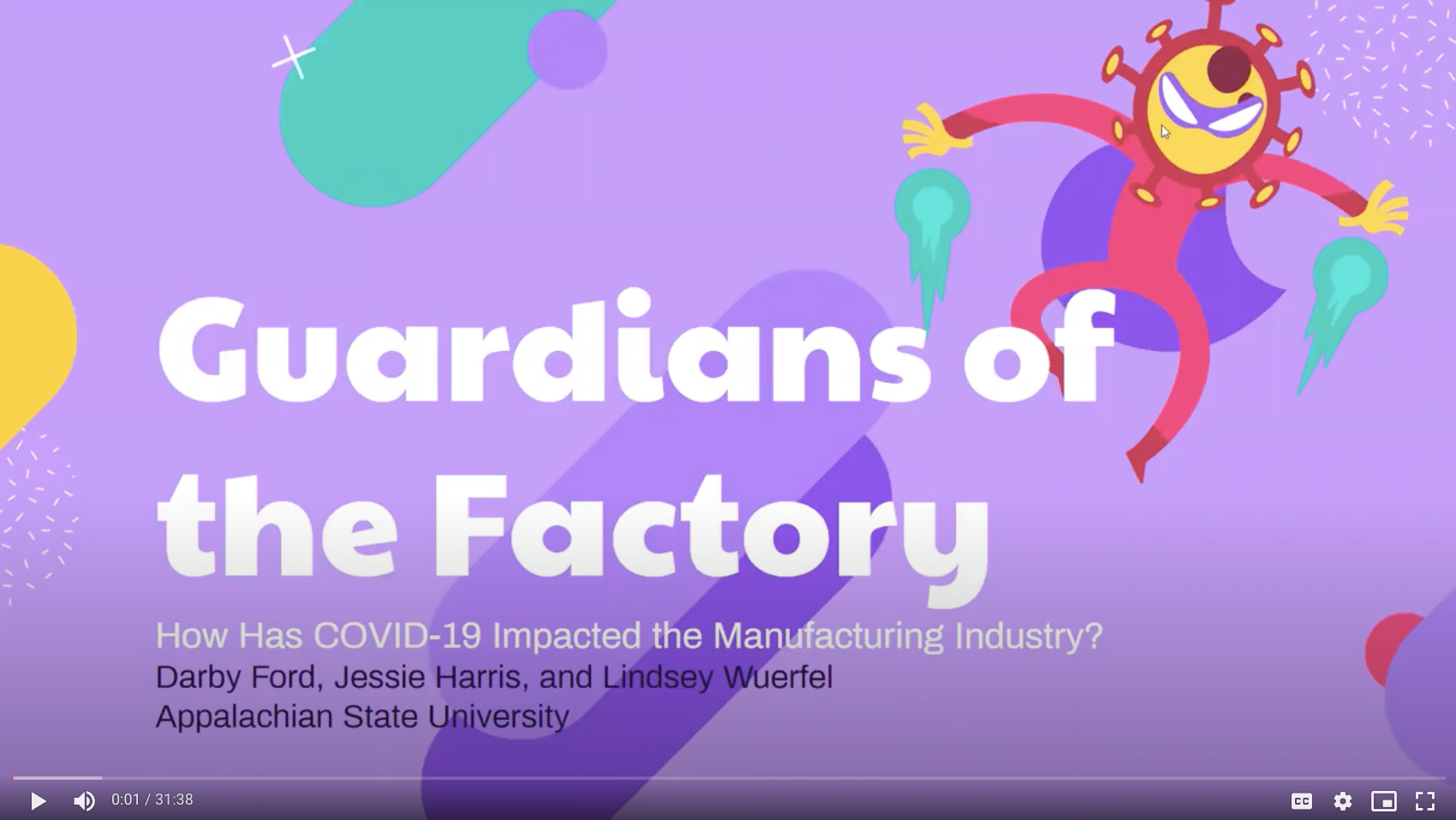 Guardians of the Factory: How Has COVID-19 Impacted the Manufacturing Industry?