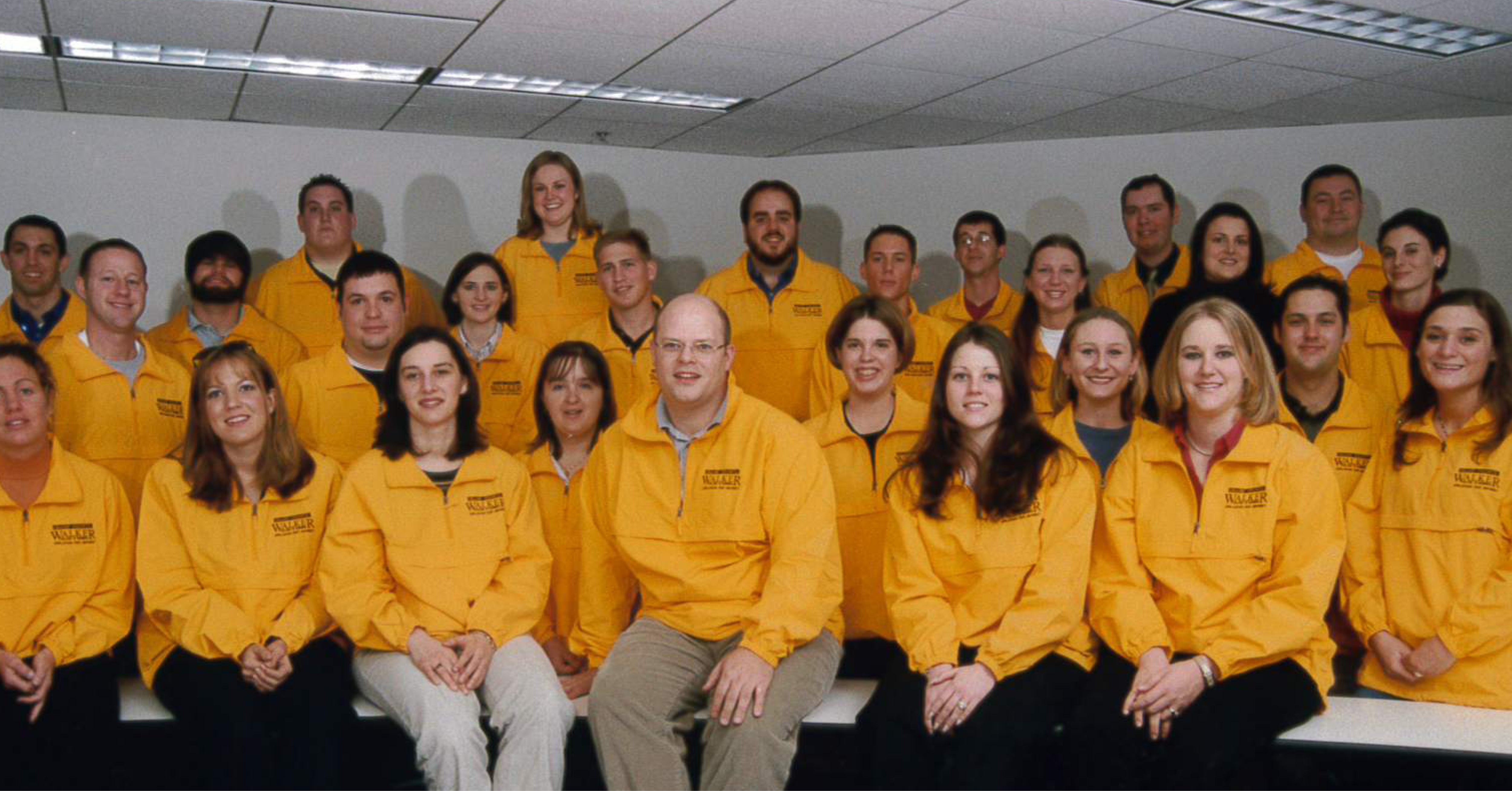 Club leaders formed the 2003 Dean's Council of Student Advisors
