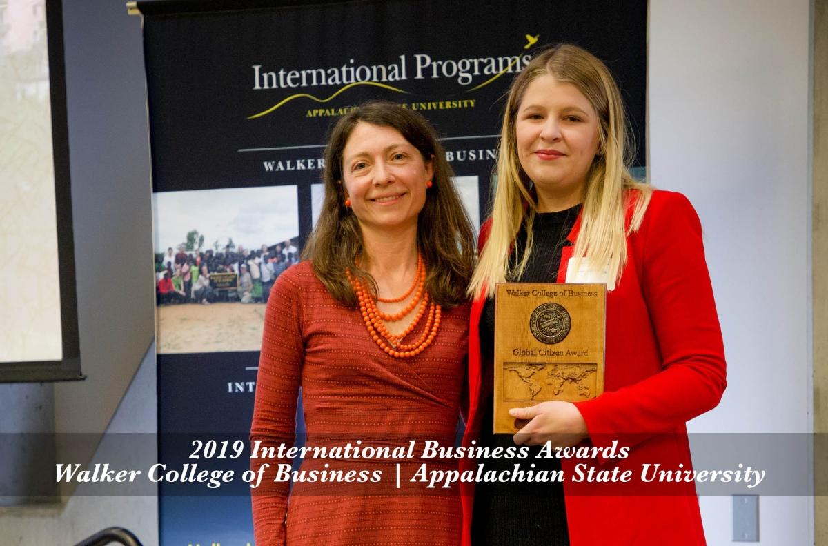 Laura Harkleroad, Appalachian State University