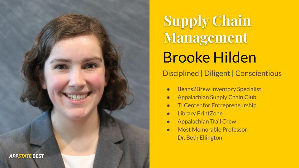 Brooke Hilden