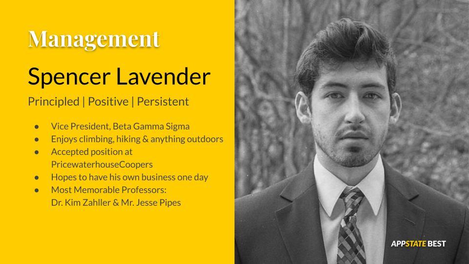 Spencer Lavender