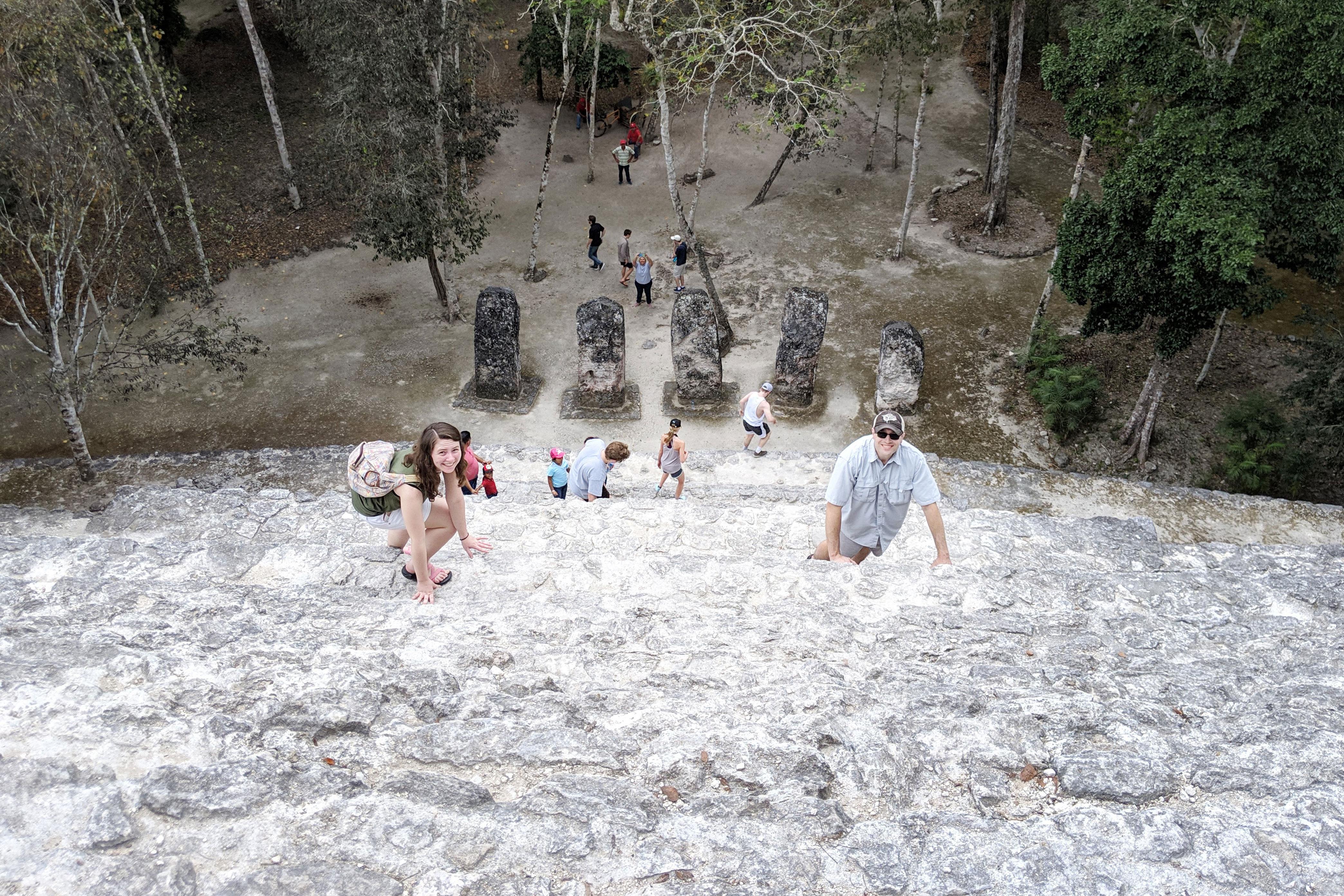 Mexico 2020 - pyramids