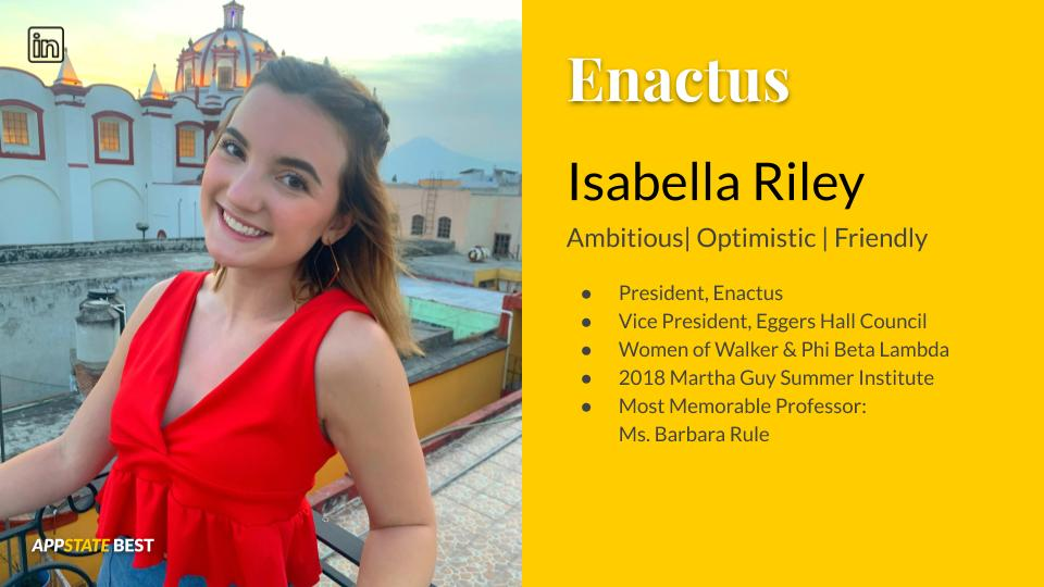 Isabella Riley