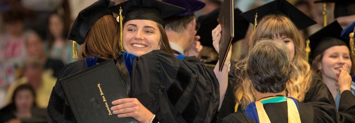 App State graduates