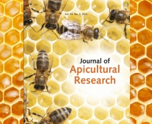 CARE researchers create buzz with recent article in the Journal of Apicultural Research