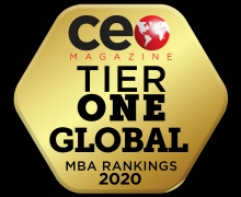 Appalachian again named a Tier One Global MBA program by CEO Magazine